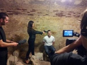 mistaken - filming