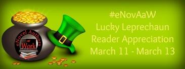 Luck Leprechaun twice the size