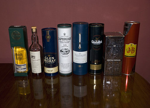 512px-Scotch_whiskies