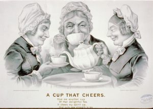 Currier & Ives. [Public domain], via Wikimedia Commons