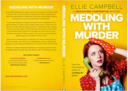 Meddling with murder full cover