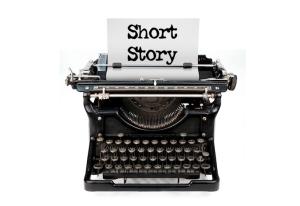 typewriter, short story